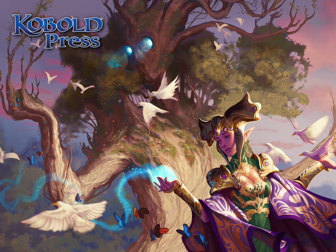 June 2017 Kobold Press Calendar Wallpapers