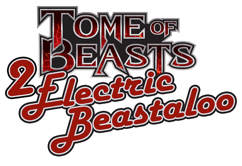 Dragon Talk Podcast: Electric Beastaloo