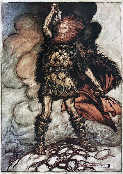 Of Godly Might: Clerics of Thor (Part 1)