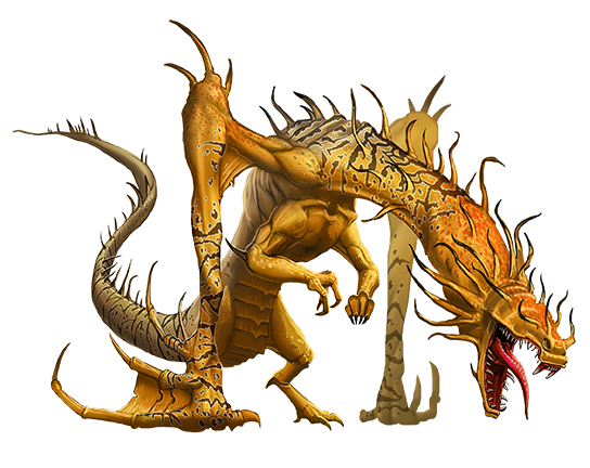 Shades of Magic: Eyes of the Dragon