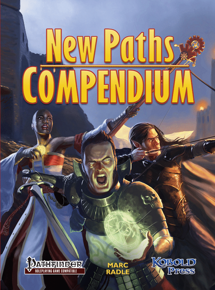 New Release: New Paths Compendium