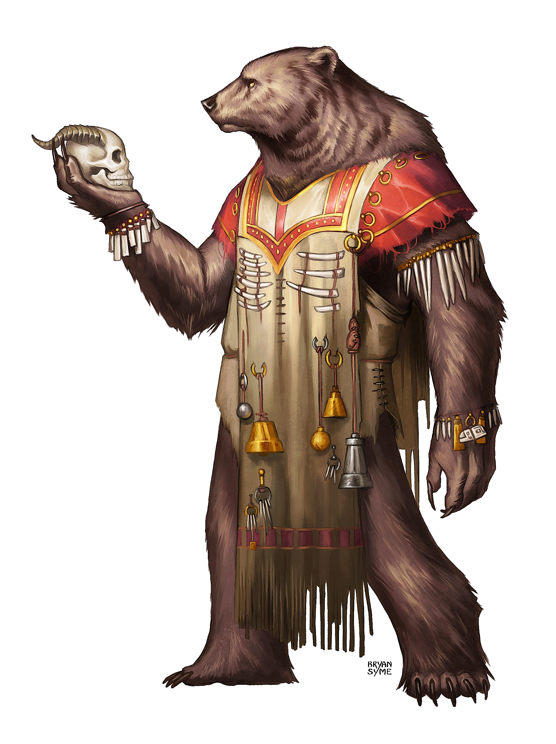 Welcome to Midgard: Bearfolk