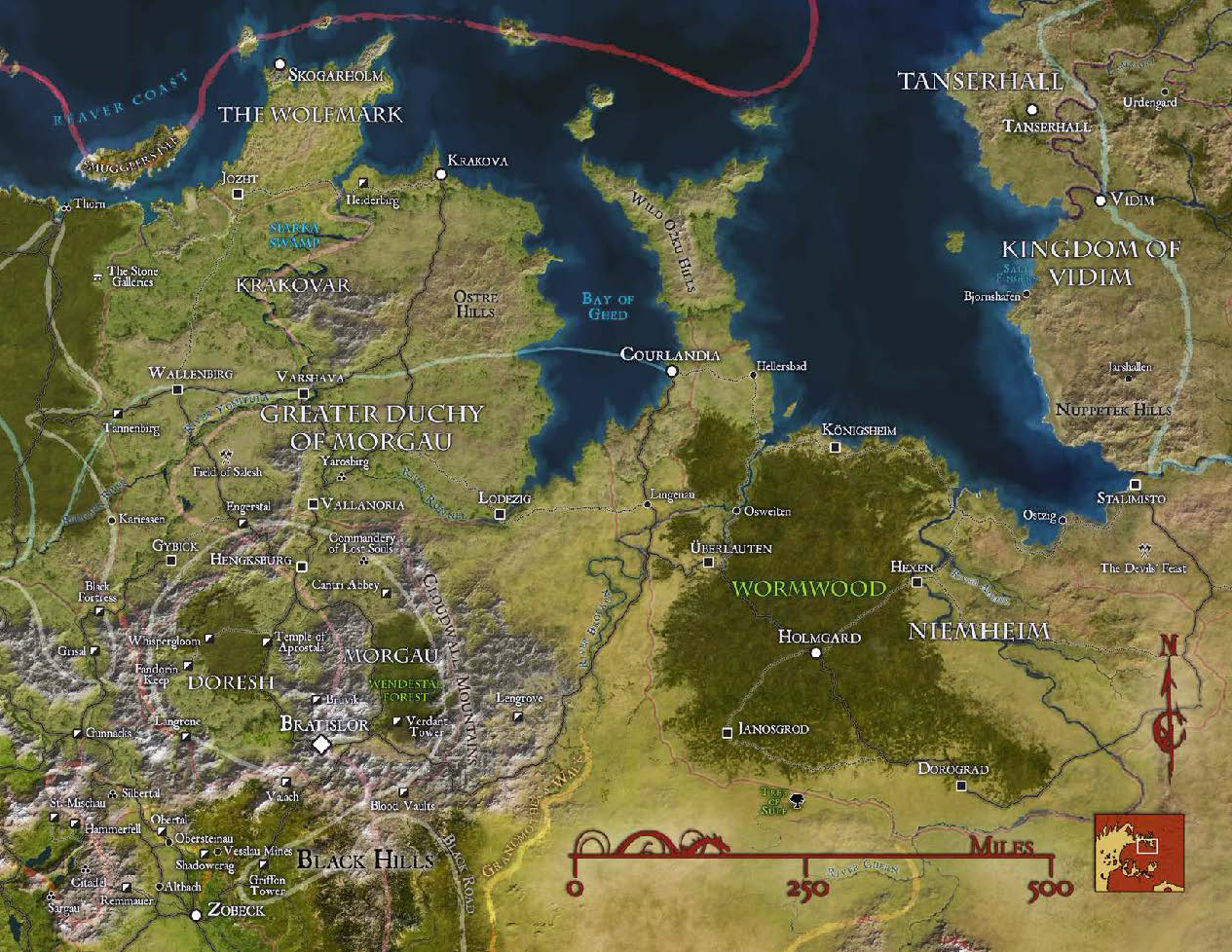 So You Want to Play in Midgard? (But You Don't Know Where to Start)
