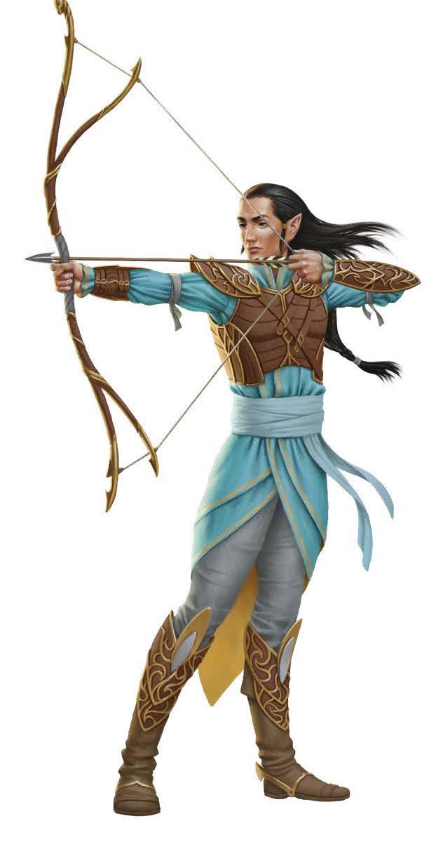 Shades of Magic: Elven Secrets