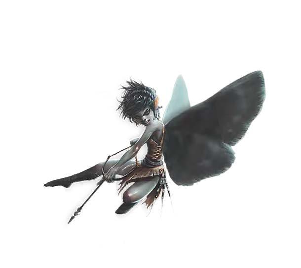 Races of Midgard: Aridni