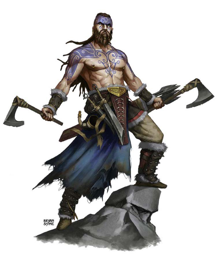 Welcome to Midgard: Primal Path of the Ancestors
