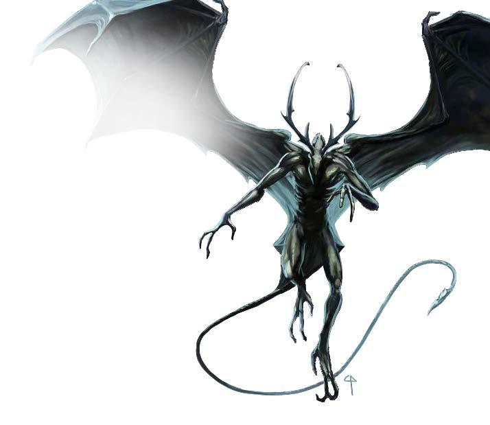 Creature Codex: Nightgaunt