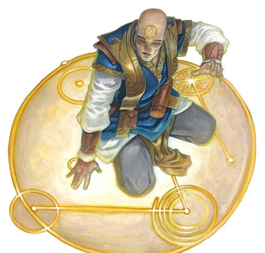 Midgard Heroes: Angelic Scribe