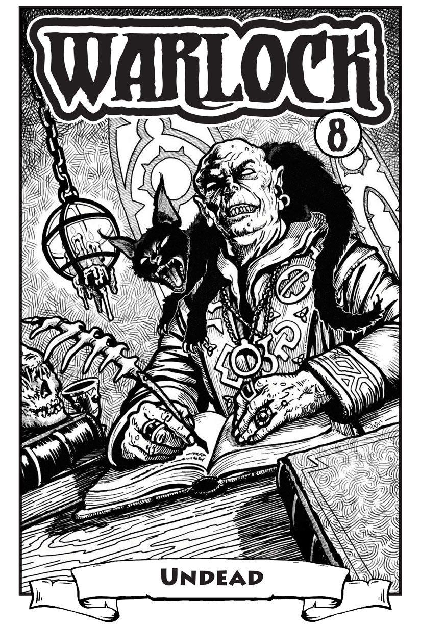 Warlock's Apprentice: The Dry Lands