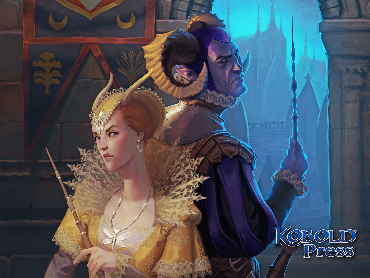 Courts Of The Shadow Fey Wallpapers Kobold Press