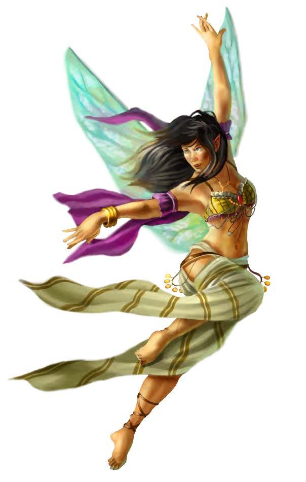 Races of Midgard: Dau