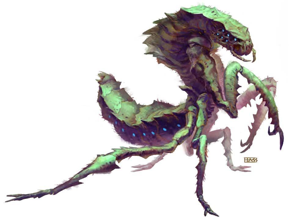 Tome of Beasts: Xhkarsh