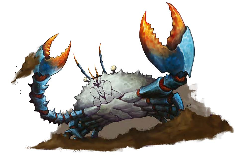 Tome of Beasts: Garroter Crab