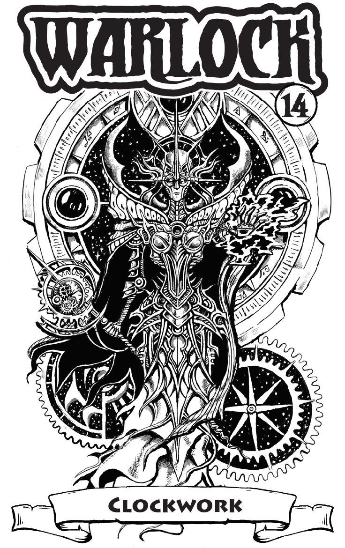 Warlock's Apprentice: The Burnished Grove