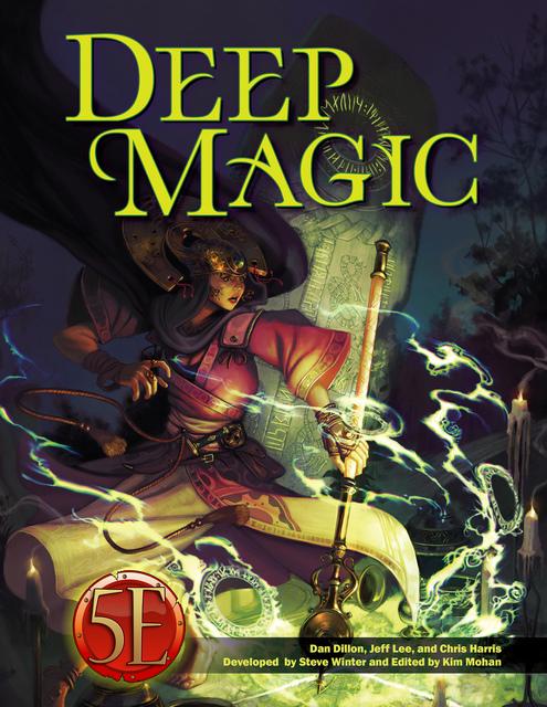 Deep Magic Pre-Sale