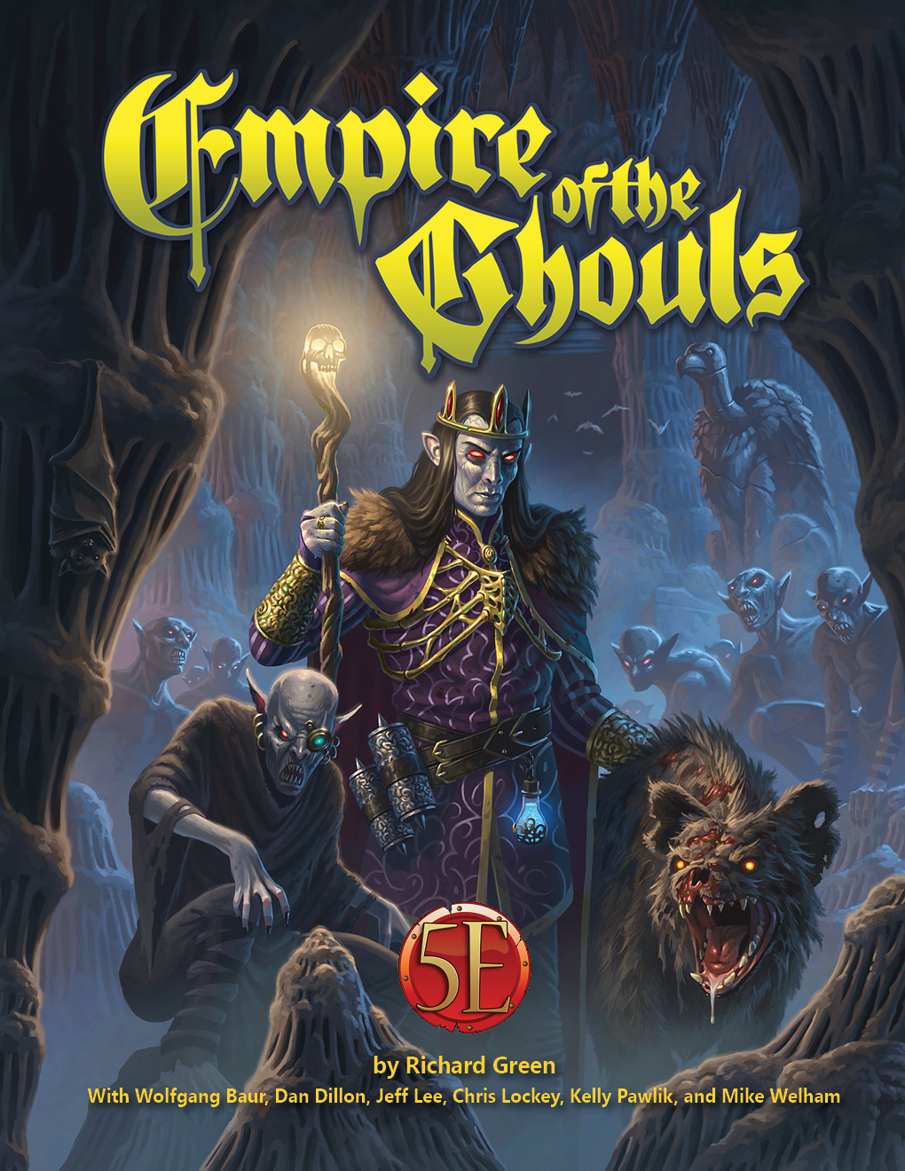 Dark Delicacies: Biting into Empire of the Ghouls