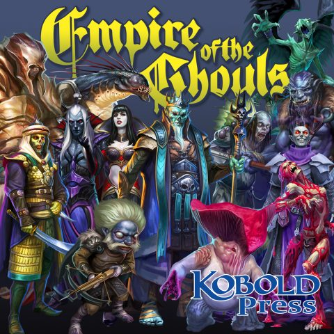 Empire of the Ghouls Wallpapers