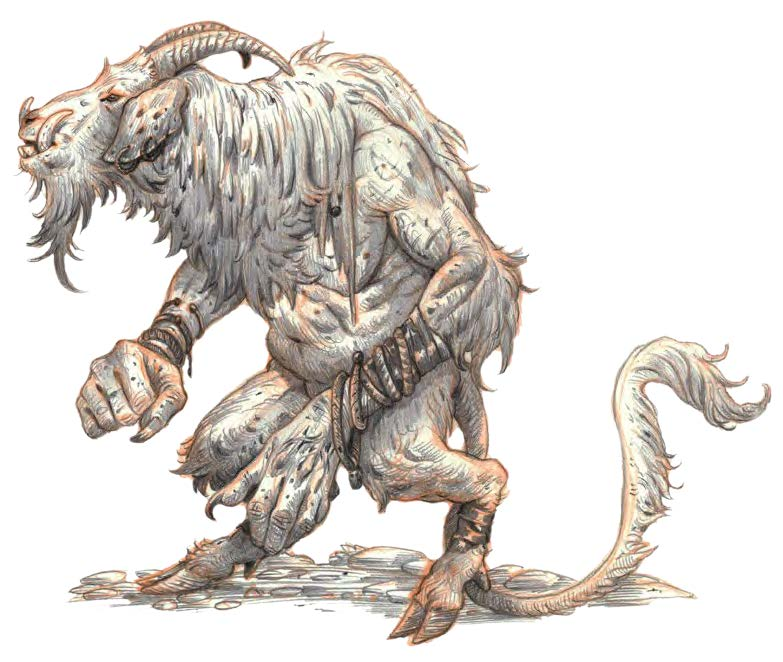Tome of Beasts: Goat-Man