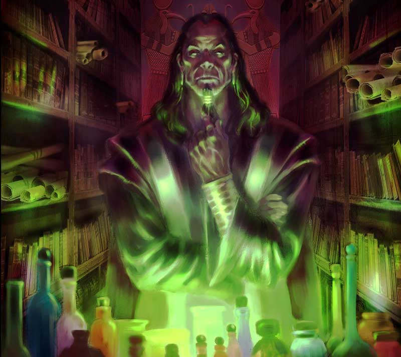 Secrets of the Emerald Order: Disciple of the Emerald Esoterica